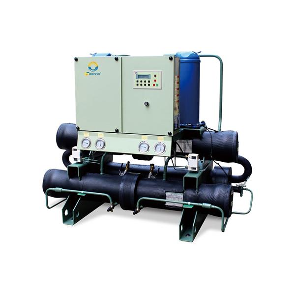 水地源熱泵系列