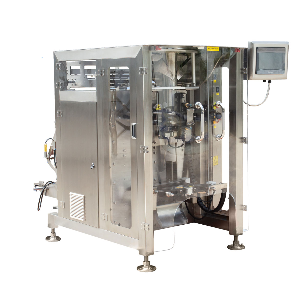 BGS-520 Automatic High Speed Packaging Machine