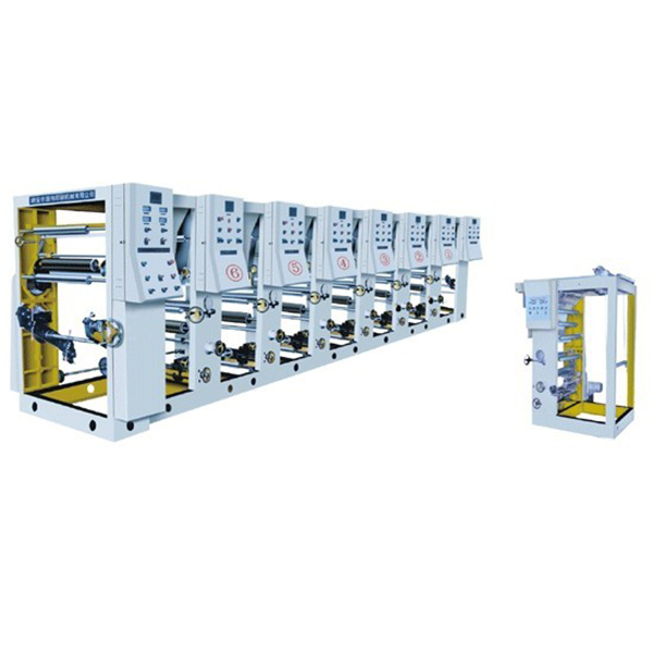 ASY600-2000mmA系列单烘道普通凹版组合彩印机