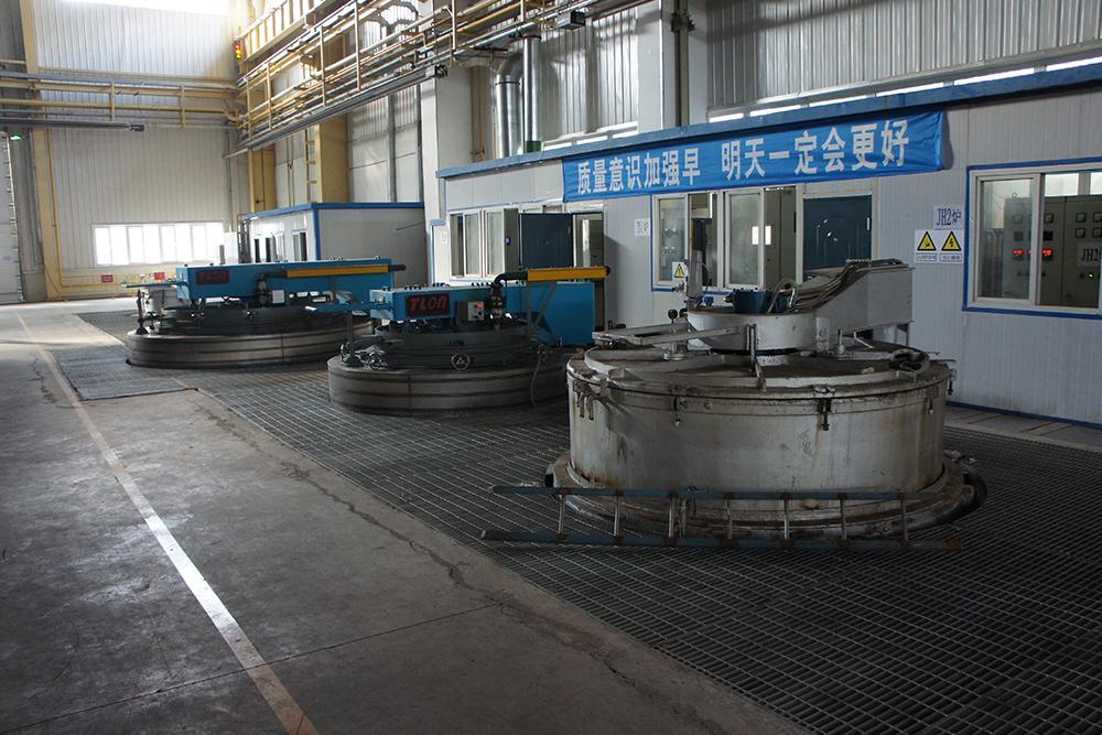 熱處理井式氣體滲碳爐