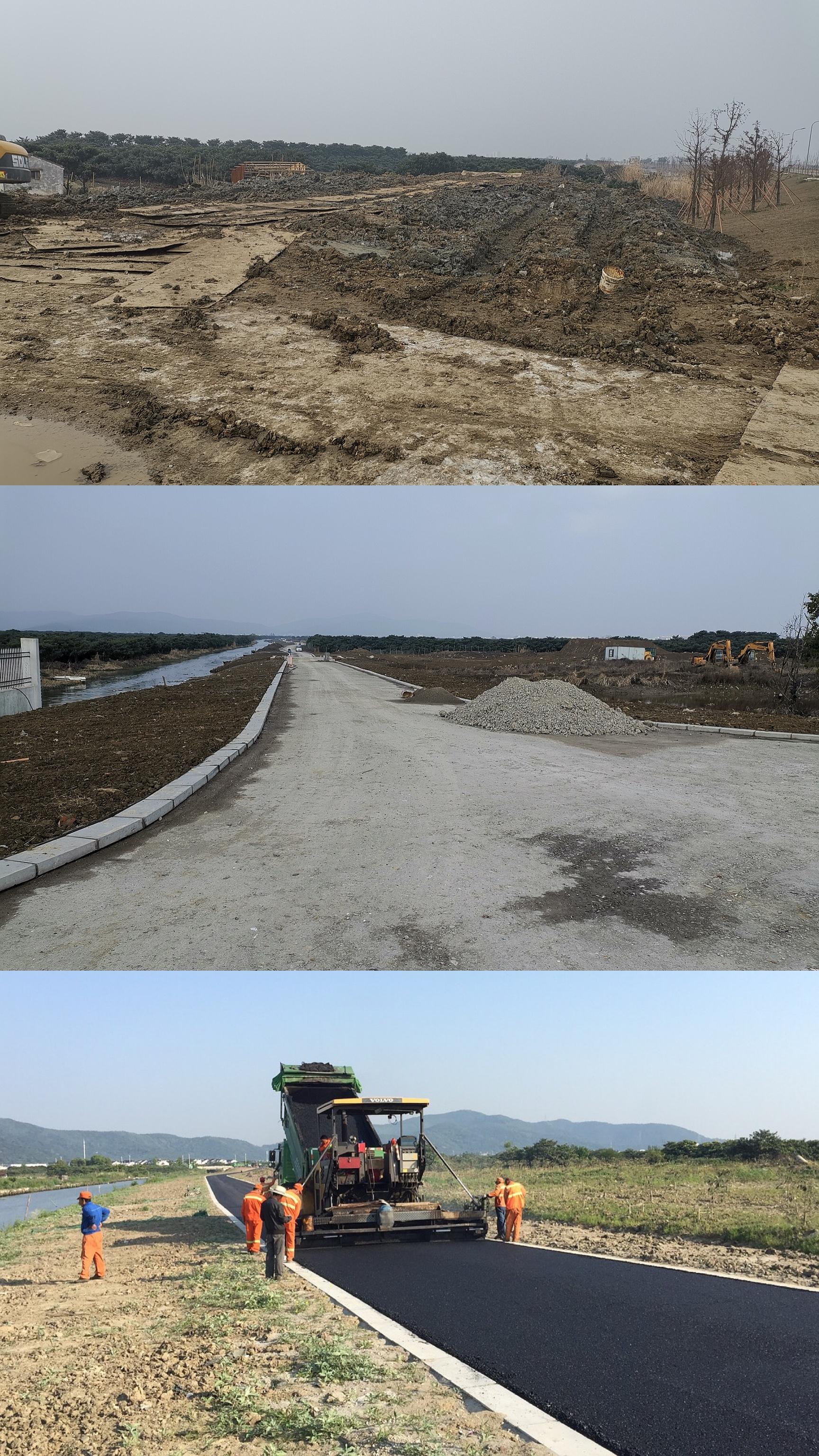 集團動態丨東山油車港整治工程項目順利完成施工