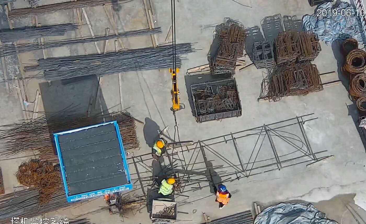 塔機吊鉤可視化系統