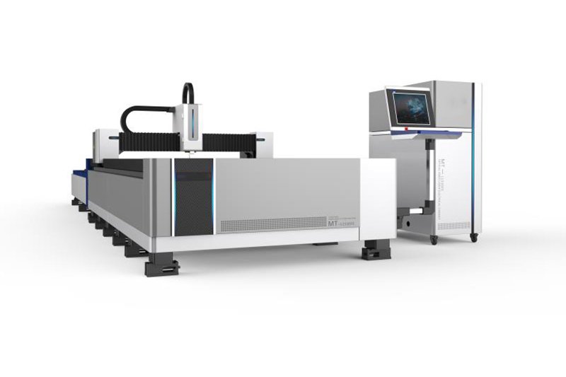 Switching platform laser cutting machine
