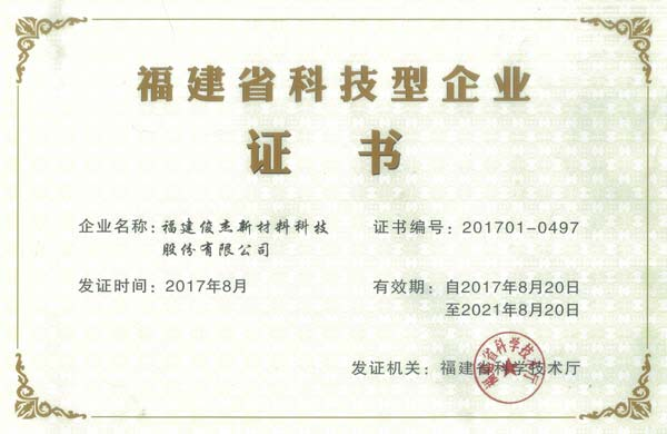 福建省宝马娱乐型企业证书