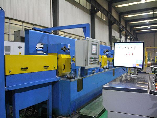 法国Redx五工位精轧机