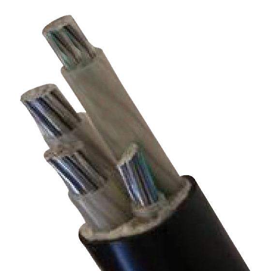 8、铝芯交联聚乙烯绝缘低烟无卤阻燃护套电力电缆