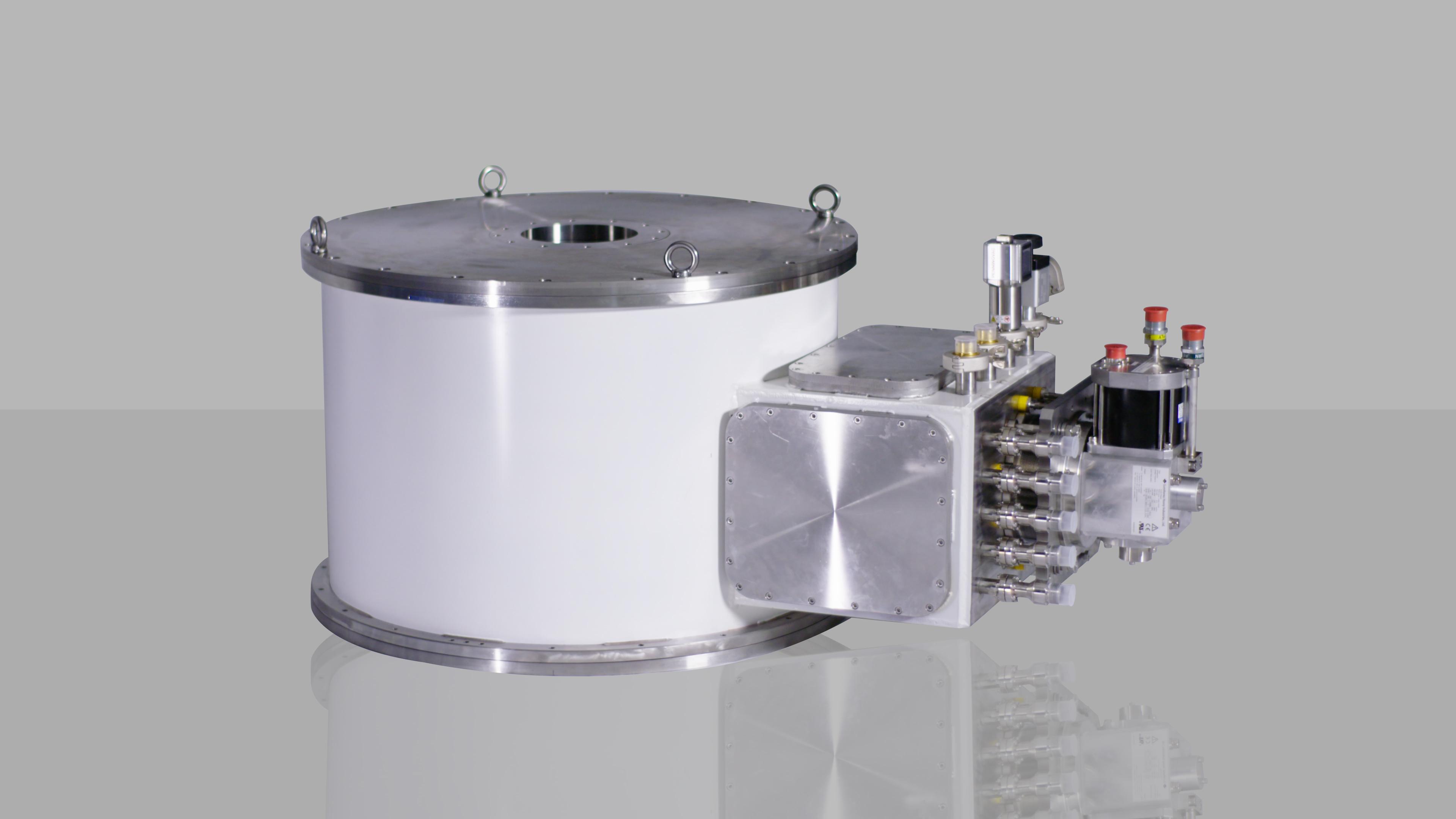 8T 300-400MM孔徑無液氦超導磁體