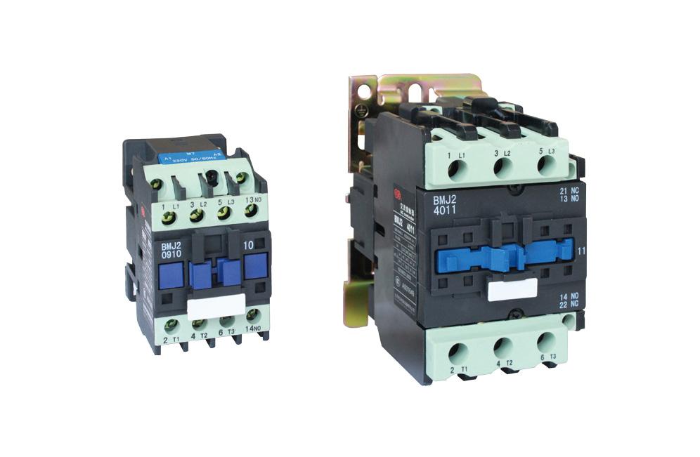 BMJ2 系列交流接觸器