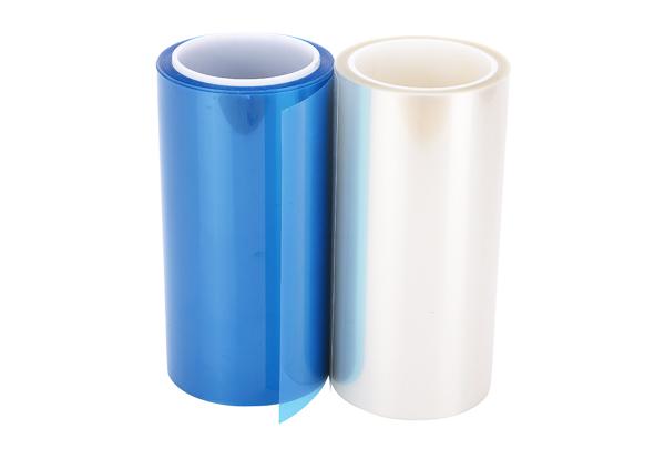 單面涂硅藍色PET離型膜