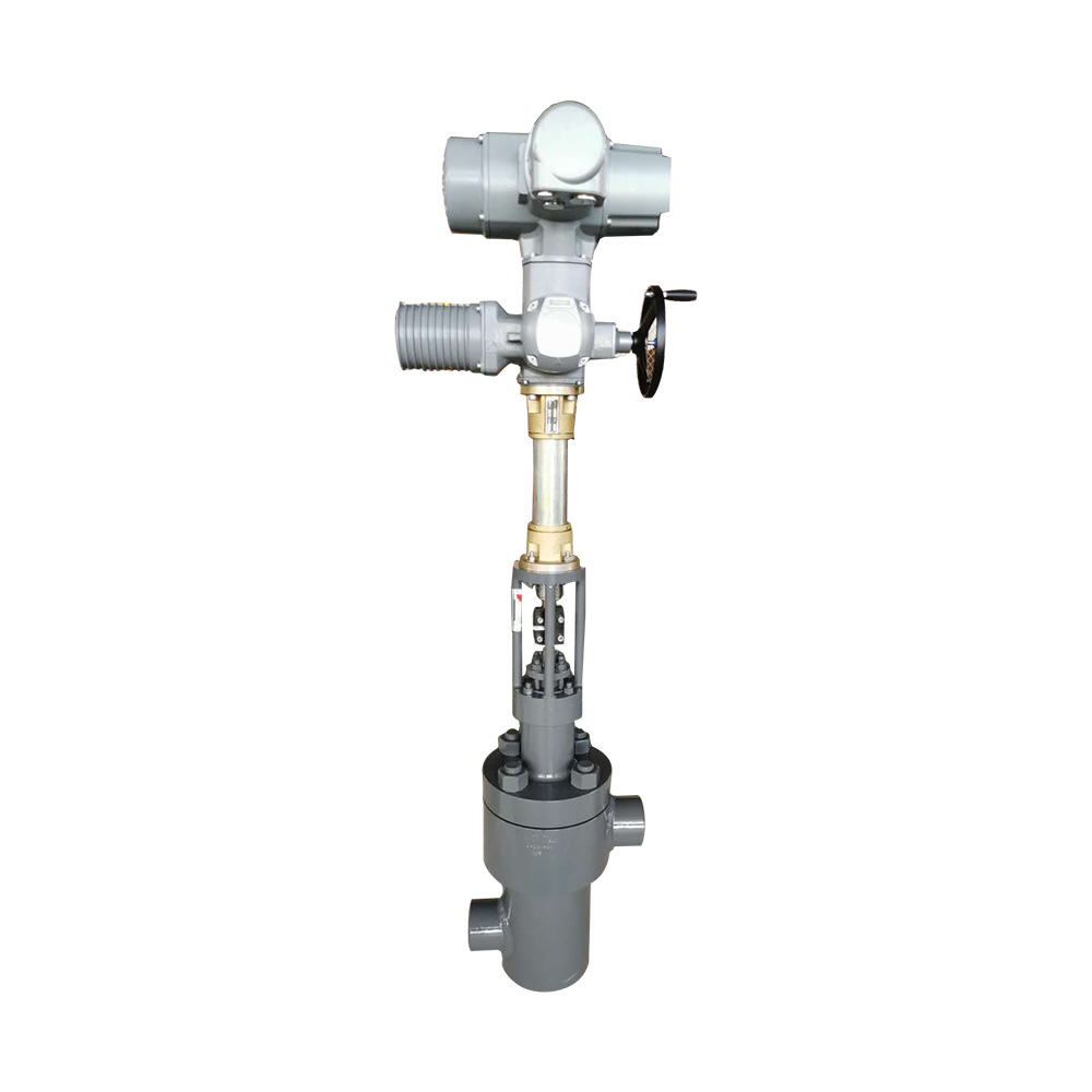 High pressure differential feed water regulating valve T961Y series