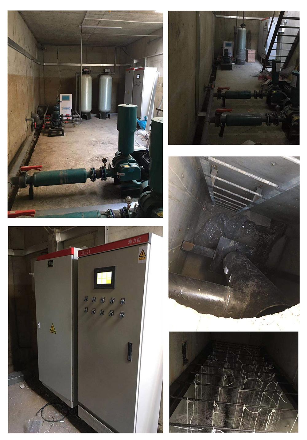遼寧本溪某部隊采用我司消毒設備進行生活污水處理