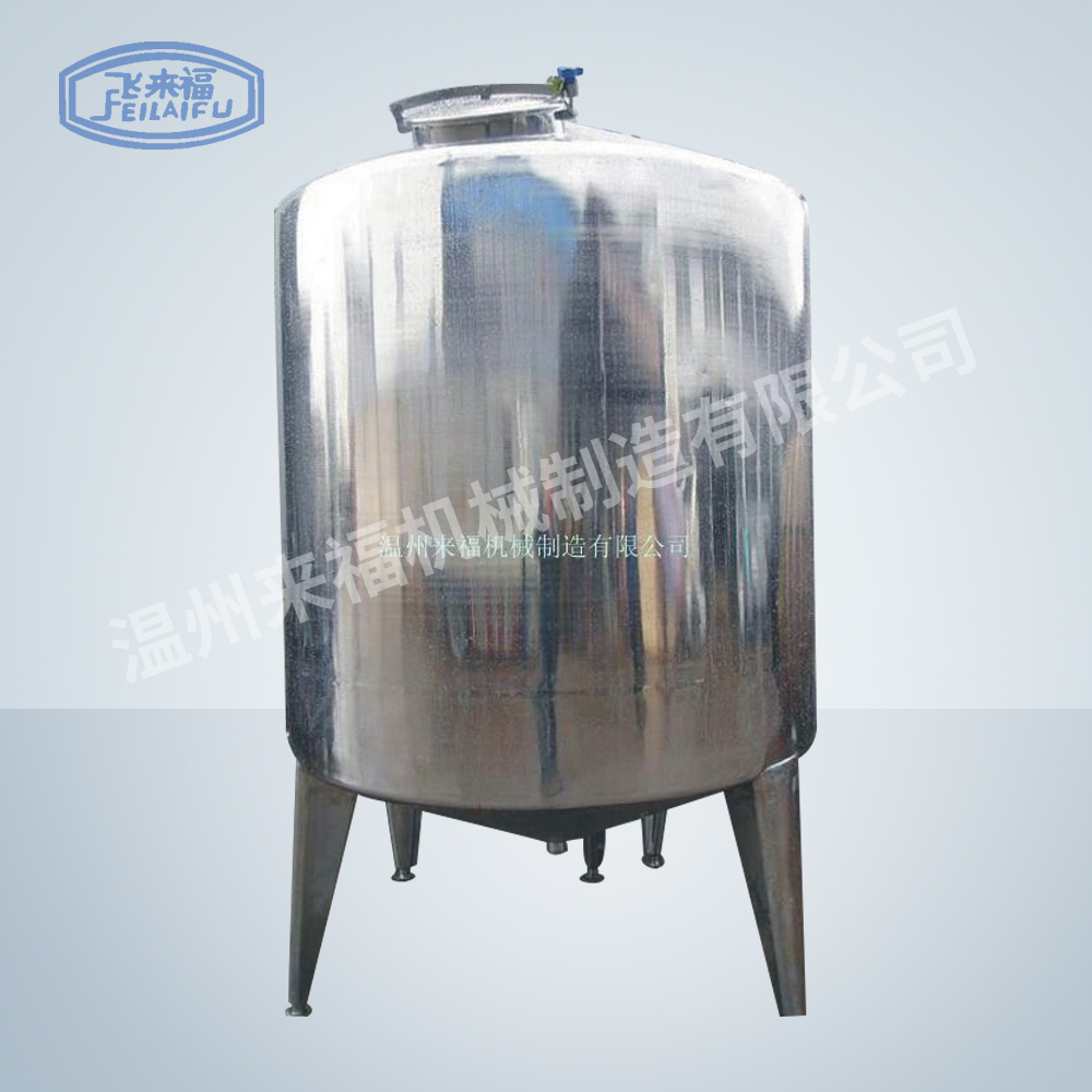 5 tons closed water tank