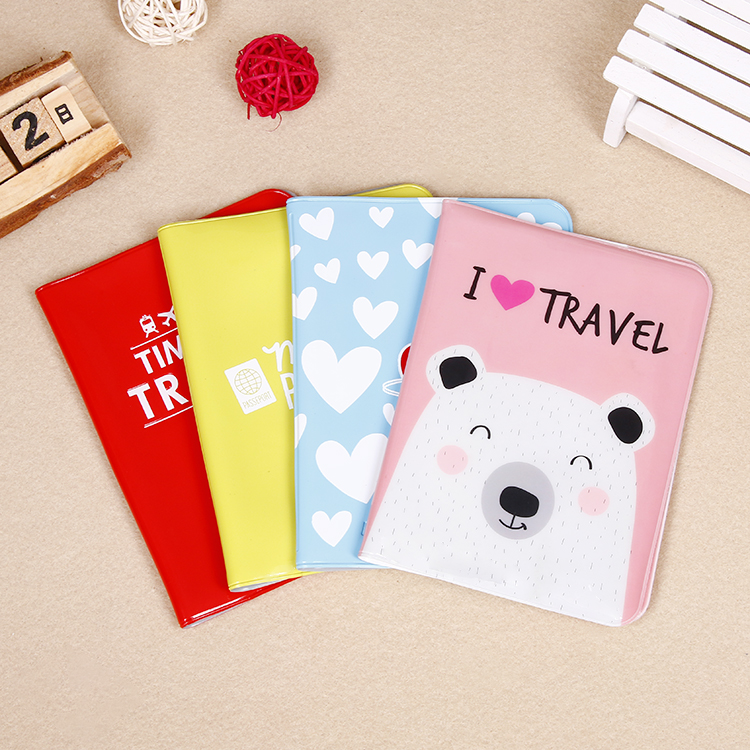 Short Passport Case