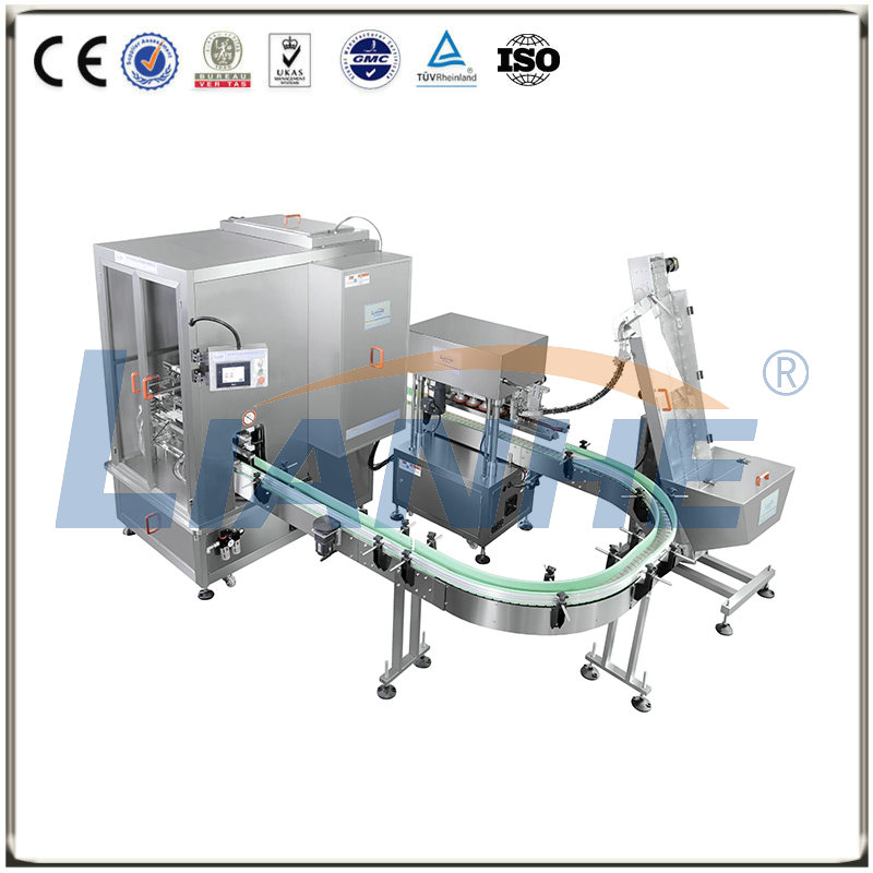 U Shape Filling Line