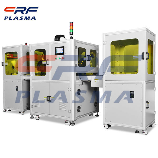 The function of plasma surface processor