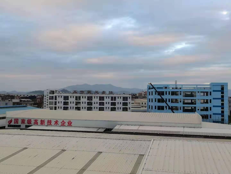 2021年元月31日公司5廠房正式竣工