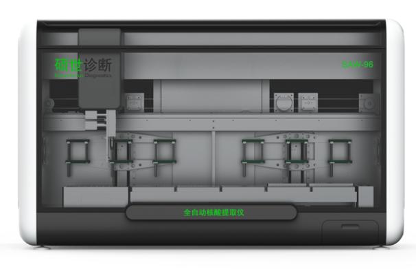 全自动核酸提取仪SAW-96(96通量)