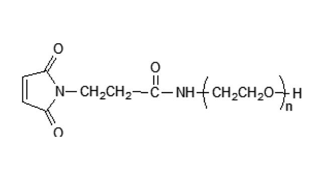 Maleimide PEG Hydroxyl