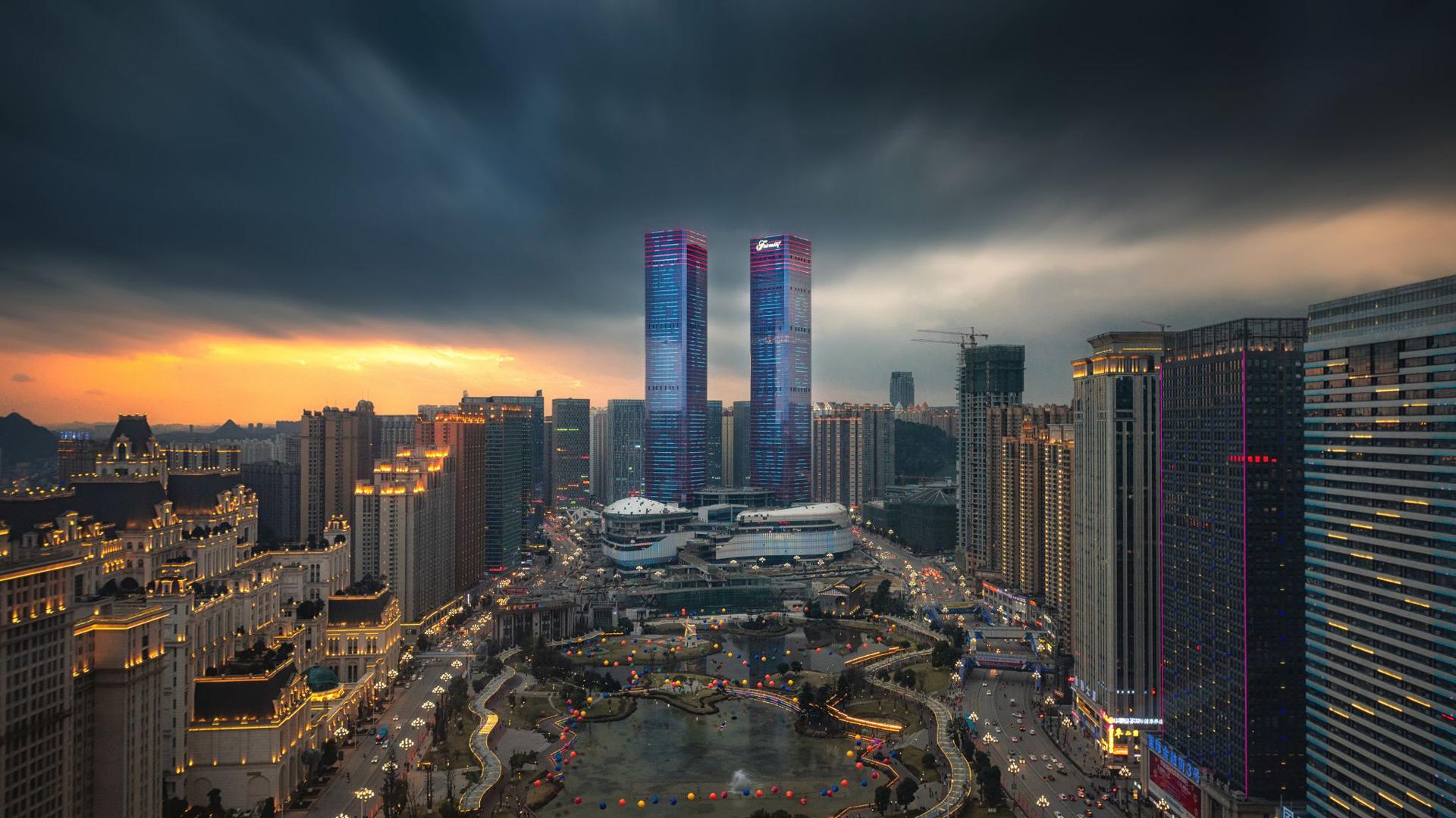 貴州中天建筑工程有限責任公司