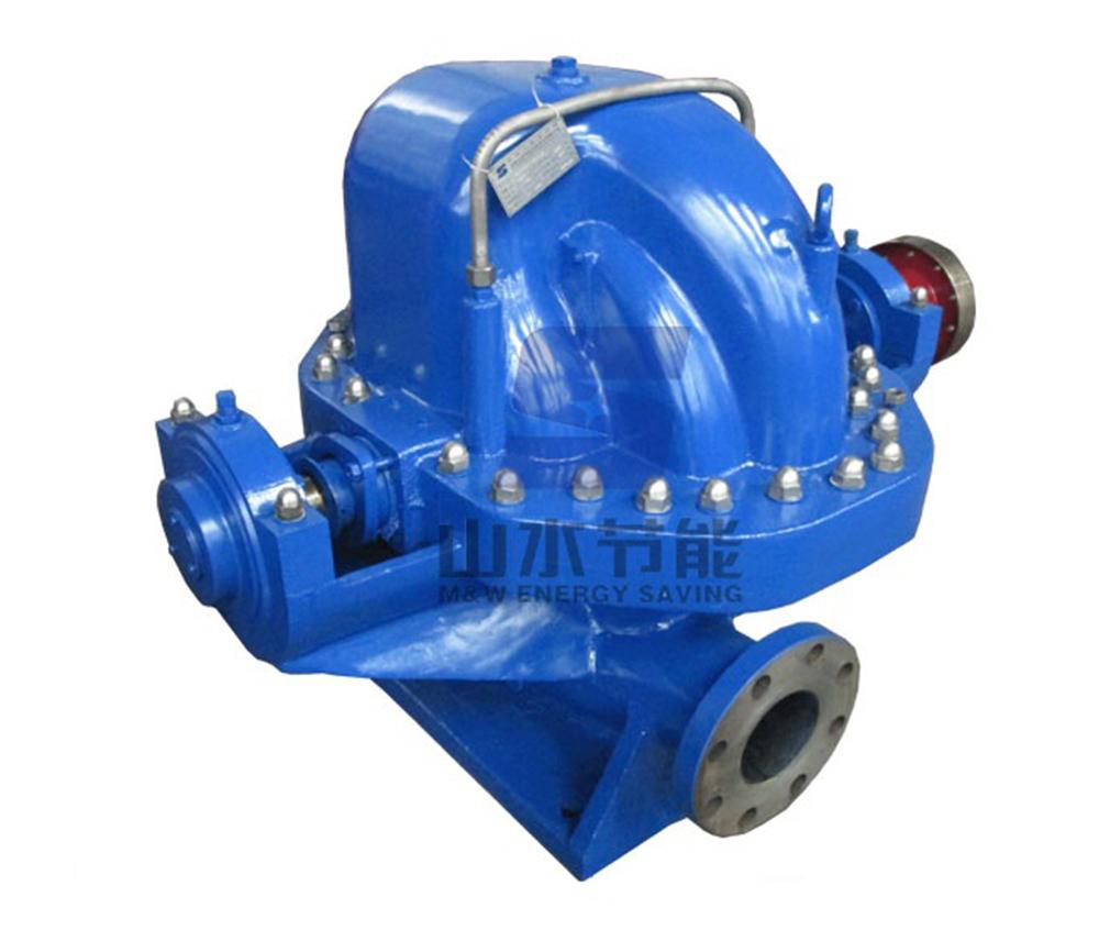 SDS多級中開離心泵