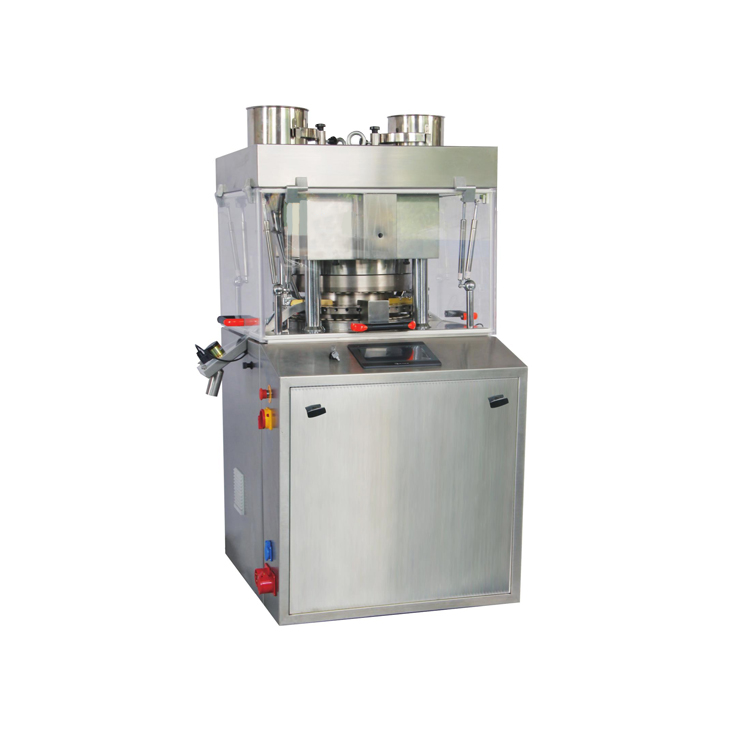 ZPTK420Di Double Discharging Rotary Tablet Press