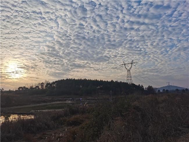 冬日暖陽催人進,莽山密林正前行 —永州—邵陽輸氣管道工程項目EPC總承包一標段項目線路踏勘紀實