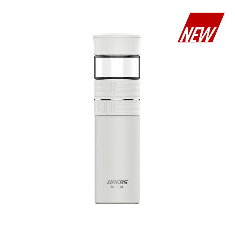 Glass Tea Bottle HW-350-87