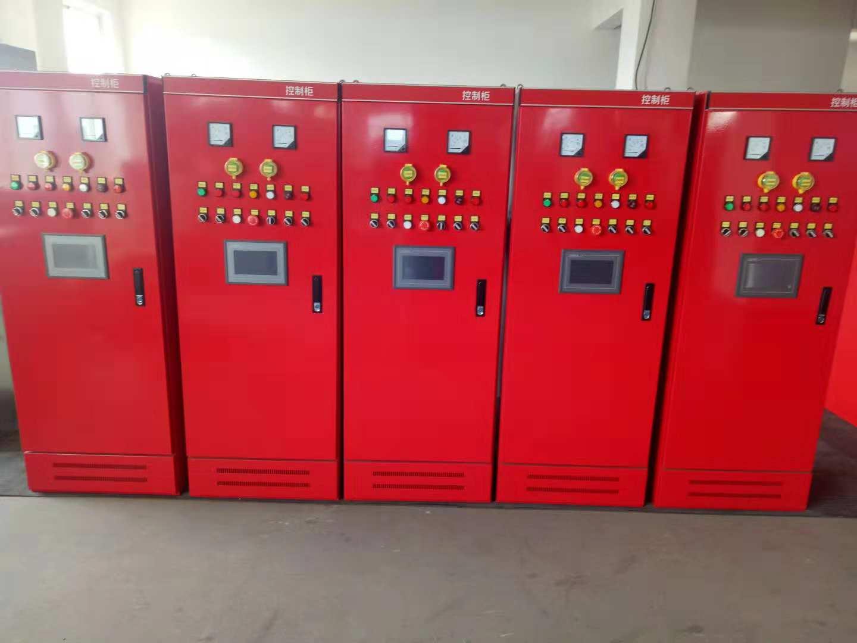 3CF資質BYK-XF-11KW消防泵控制柜