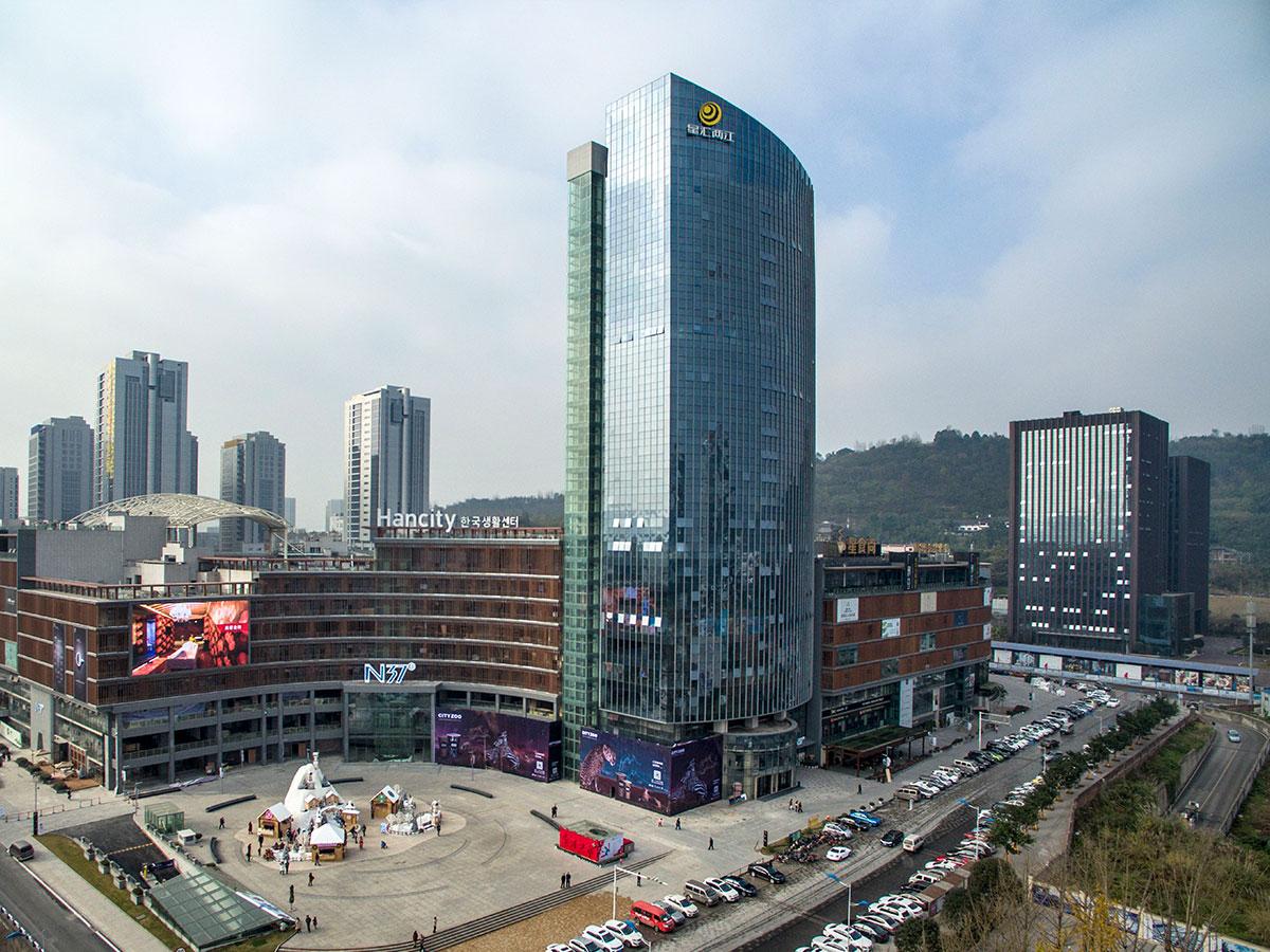 星汇新万博体育mantbex艺术商业中心