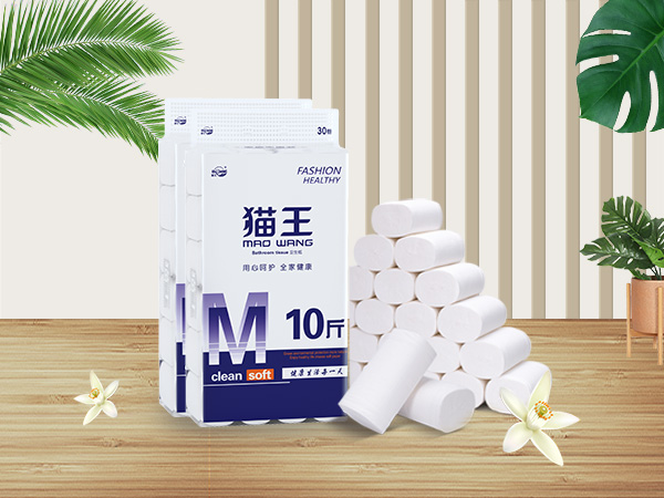 猫王10斤30卷(兰)(MJT04L)