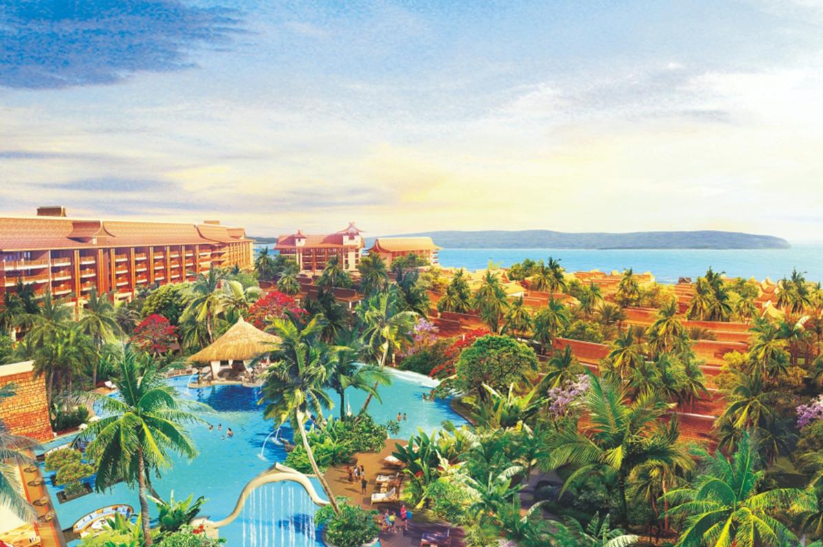 海南·爱游戏棋子湾滨海国际旅游度假区