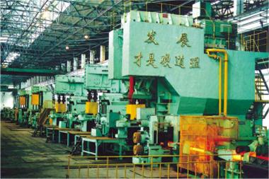 年產80萬噸棒材生產線裝備