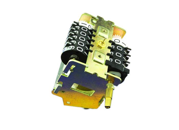 磁感应式125里程机芯