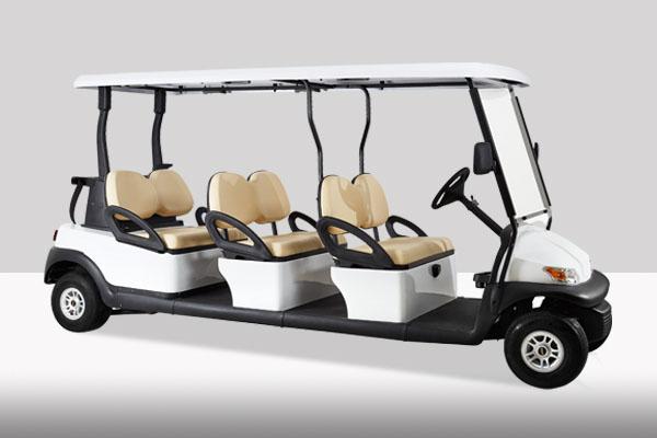 6座高尔夫球车(A1S6)