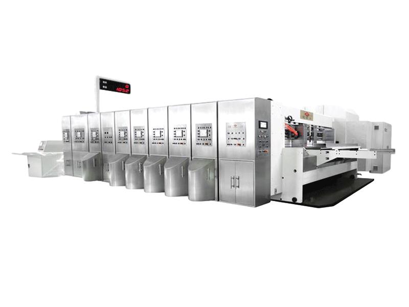 K6-高清印刷開槽模切機