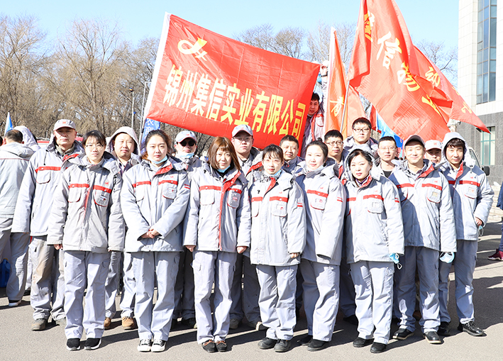 Carry forward the spirit of Lei Feng Jinzhou Jixin youth volunteers in action