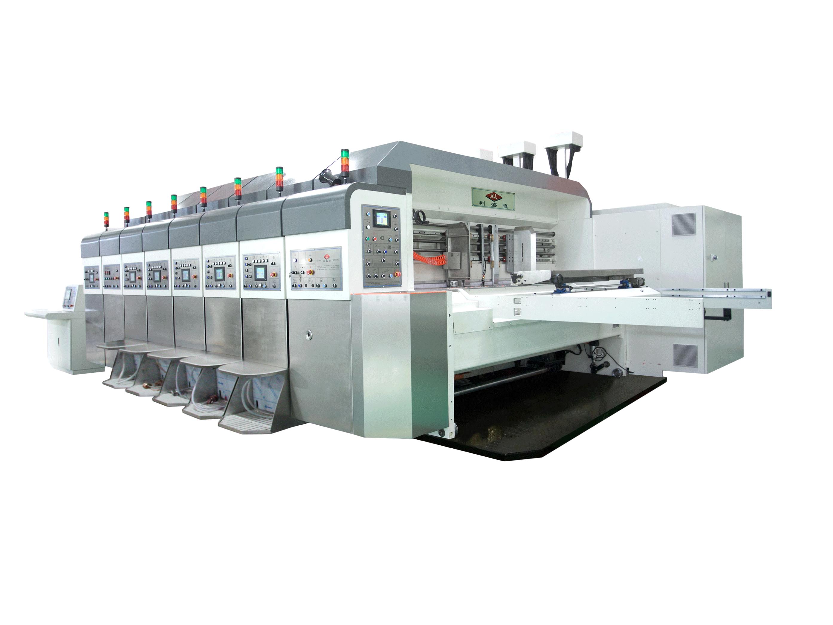 K7io-上下印印刷開槽模切機