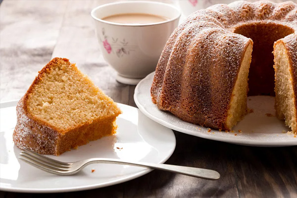 酸奶戚風蛋糕