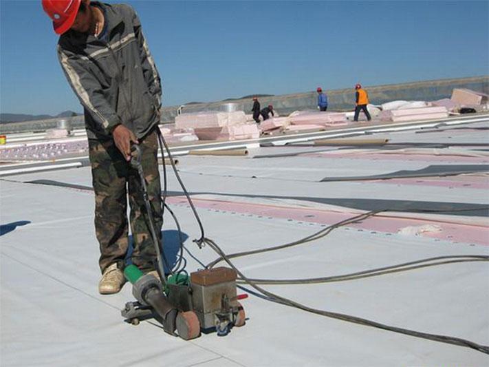 TPO焊接施工圖