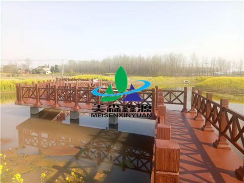 安徽合肥肥東撮鎮棧橋