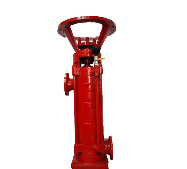 多級立式消防泵
