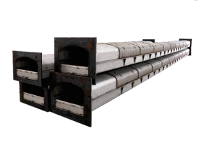 Core accessories of Continuous stainless steel strip annealing furnace