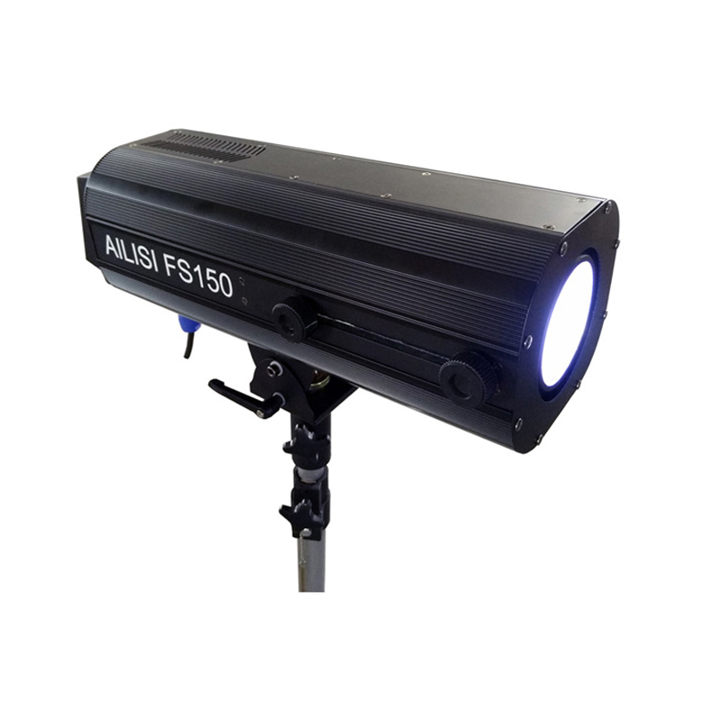 150W LED Follow Spot Light_With zoom