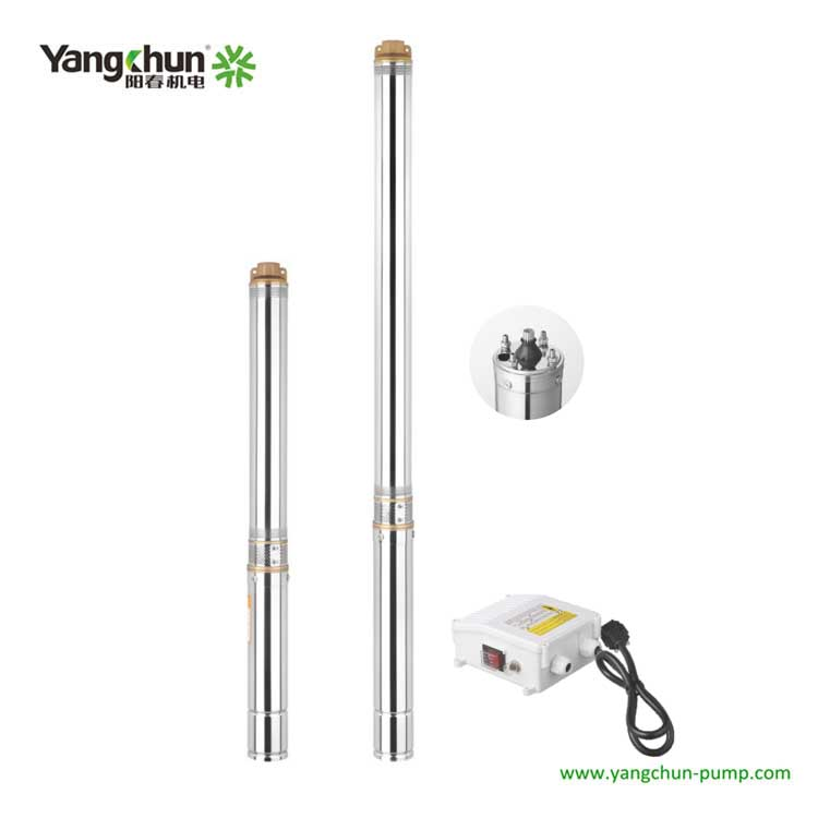2SDY Stainless Steel Sumersible Pump
