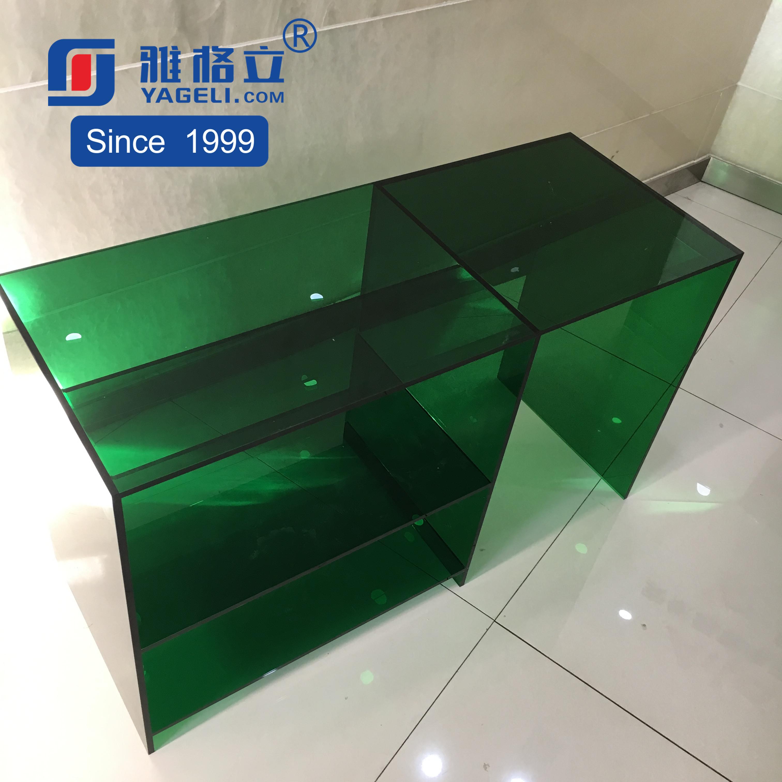 有機玻璃亞克力桌子家具定制