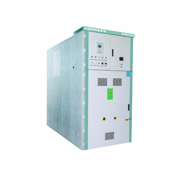 KYN61-40.5交流金屬封閉開關設備