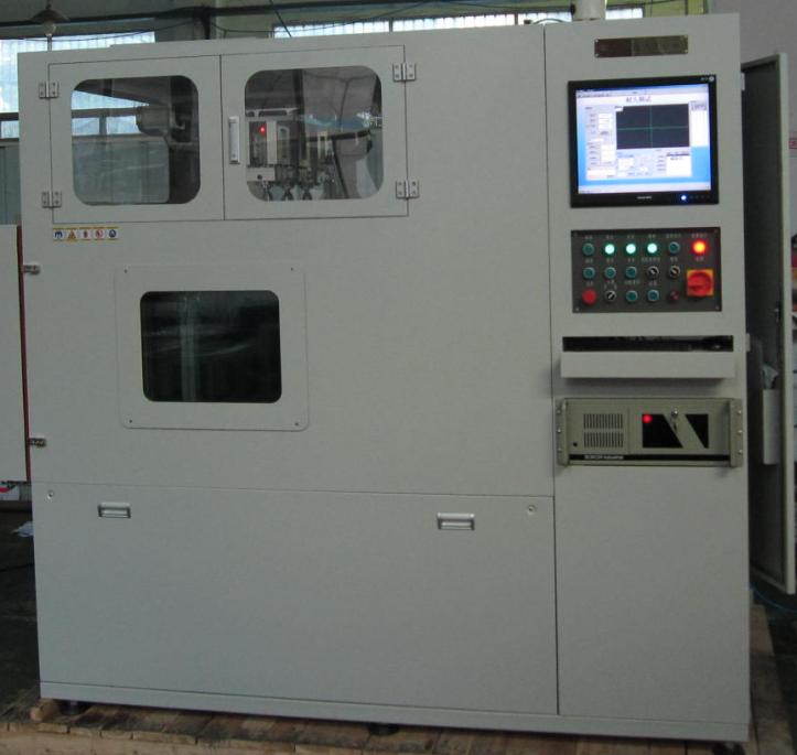 電子換擋器高低溫耐久檢測臺