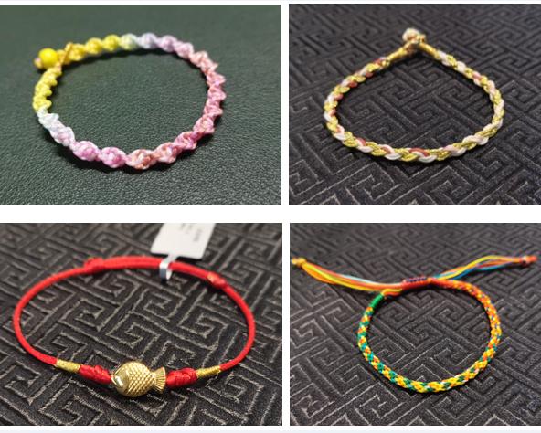 專屬彩繩 端午祈福 ——浙地珠寶DIY 彩繩活動