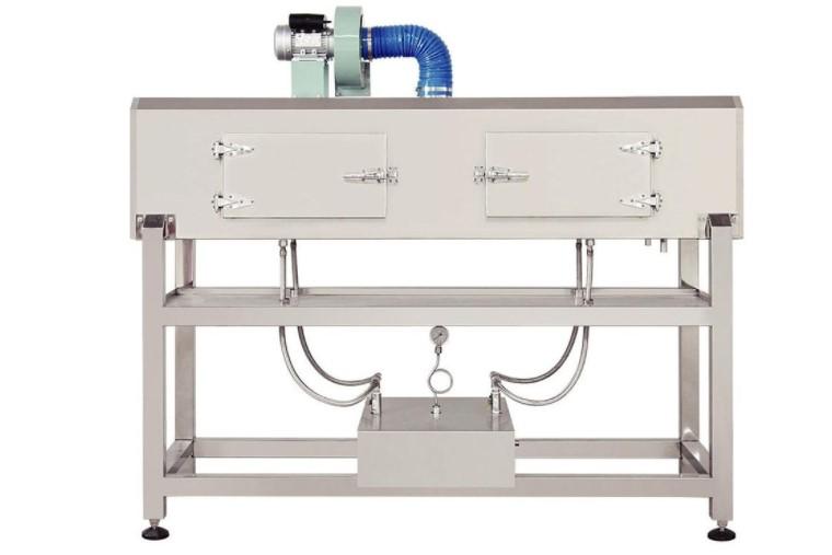 PP-1800蒸汽收缩炉
