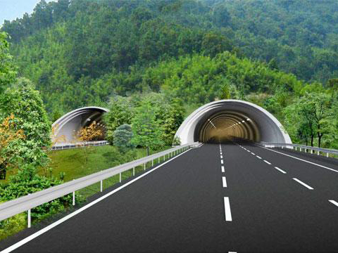 龍港新城北嶺山隧道